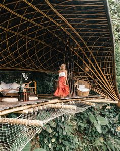 Staying in One of the Most Beautiful Treehouse Hotels in the World – Bambu Indah… Aufenthalt in einem der schönsten Baumhaus-Hotels der Welt – Bambu Indah, Bali Travel Oh The Places You'll Go, Places To Travel, Travel Destinations, Delicious Destinations, Travel Things, Time Travel, Beautiful World, Beautiful Places, Vacation