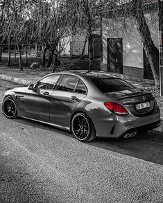 C63 AMG Ankara Turkey