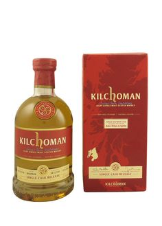 Our Favorite Father's Day Gifts  Kilchoman Bourbon Cask Matured Scotch | AstorWines.com