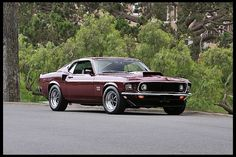 1969 Ford Mustang Boss 429 Fastback KK #1687 presented as lot S144 at Monterey, CA 2013 - image1