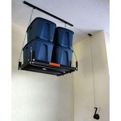 Garage Gator Storage Platform Accessory for The Garage Gator Lift System-GGR2436PS at The Home Depot