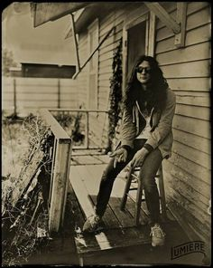 tintype of Kurt Vile Good Music, My Music, Amazing Music, Hypnagogic Pop, Kurt Vile, 2000s Music, Singer Songwriter, Sufjan Stevens, Billy Reid
