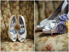 Weddings // Gibson + Spain Tie the Knot at The Boxwood Inn