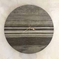 Stucco Clock - 60cm Shop Clocks - Kirsty Badenhorst Interiors | Ikat & Ivory | Online Store Ikat, Clocks, Ivory, Interiors, Shopping, Home Decor, Decoration Home, Room Decor