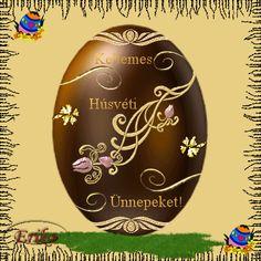 HÚSVÉTI KÉPESLAPOK! - donerika.lapunk.hu Christmas Bulbs, Easter, Holiday Decor, Thoughts, Humor, Dekoration, Christmas Light Bulbs, Easter Activities, Humour