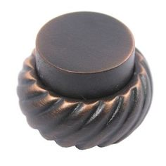 Allied Brass Universal Circle Novelty Knob Finish:
