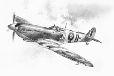 http://www.aviartnutkins.com/images/pencil/large/PC6-Ace-of-Aces-Spitfire-Johnnie-Johnson.jpg