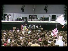 U2 - Sunday Bloody Sunday + Bad (Live Aid 1985) 1080p HD