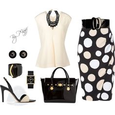 """""""Office Attire"""" by pkoff on Polyvore"""