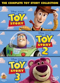 Compra Toy Story 1, 2 y 3 aquí en Zavvi. Tenemos grandes precios en juegosWe've great prices on games, Blu-rays and more; as well as free UK delivery on all orders, so be sure not to miss out!