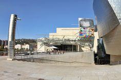 Bilbao. Gugghenheim museum, Vida en furgo, camper life, vida camper, travel blog,