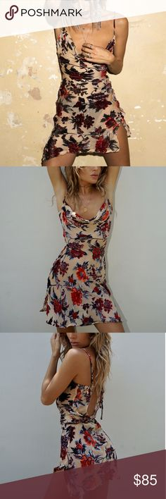 Rat and Boa dress Rat and Boa slip dress. Size medium but fits small. Never worn and tags attached! I can't model as it doesn't fit me!! Make me offers! Perfect for festival season! For Love and Lemons Dresses