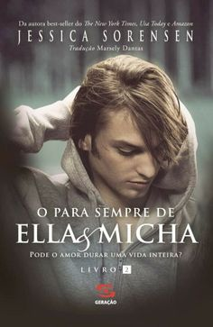 "News: Divulgada a capa de ""O Para Sempre de Ella & Micha"", de Jessica Sorensen"