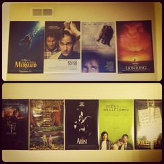 I don't think I have enough movie posters in my apartment...  I don't think I have enough movie posters in my apartment...