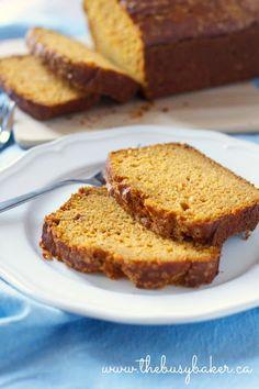 The Busy Baker: Pumpkin Spice Bread