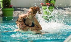 Premium All-Inclusive in Saalbach Spa Hotel, All Inclusive, Tricks, Bikinis, Swimwear, Couple Photos, Couples, Sports, Ski Trips