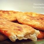 Πανεύκολα Τηγανόψωμα Greek Bread, Greek Appetizers, Greek Sweets, Greek Cooking, Eat Greek, Crepes, Greek Recipes, Pain, The Best