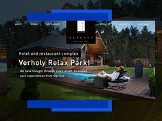 Design concept for hotel and restaurant complex designed by Olga. Restaurant Service, Heraklion, Design Development, Crete, Web Design, Relax, Concept, Catering Services, Design Web