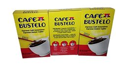 Cafe Bustelo Instant Coffee Single Serve Packets, 6 Count, Pack of 3 Cafe Bustelo $19.50