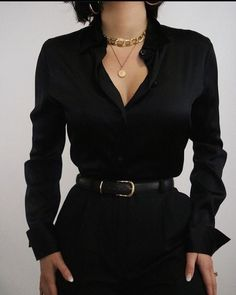 Raven Black - Business Outfits for Work Edgy Outfits, Mode Outfits, Grunge Outfits, Classy Outfits, Fashion Outfits, Workwear Fashion, Skirt Fashion, Chic Black Outfits, Girl Outfits