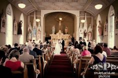 Historical 1859 St. Joseph's Church Galveston, Texas.