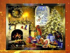 Grüße - Weihnachten zu Hause.. Weihnachtsgrüße