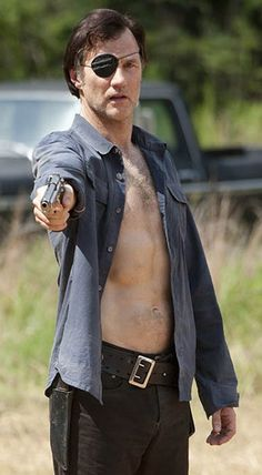 The Governor from The Walking Dead Season 4′s Seventh Episode