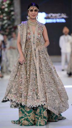 Elan stunning bridal ❤️ Pakistani fashion                              …                                                                                                                                                                                 More