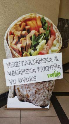 Vegan in Bratislava