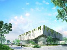 #WAawards 21st Cycle Submission:Tree Of Life.Natural History Museum,#Russia by Ilya Filimonov http://www.worldarchitecture.org/world-buildings/hzpgf/tree-of-life-natural-history-museum-building-page.html …