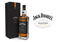 Packaging of the World: Creative Package Design Archive and Gallery: Jack Daniel's Sinatra Select