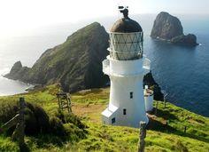 Cape Brett Lighthouse, New Zealand