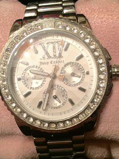 Juicy Couture Watch, Michael Kors Watch, Watches, Accessories, Fashion, Moda, Wristwatches, Fashion Styles, Clocks