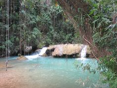 YS Falls, South Coast of Jamaica
