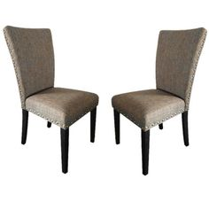Monsoon Pacific Adorno Parsons Chairs (Set of 2) | AllModern