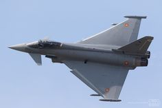 https://flic.kr/p/Nzevjn | Eurofighter Typhoon EF-2000 C.16-56 10007 Spanish Air Force