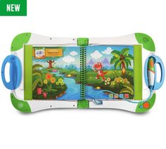 Buy LeapFrog LeapStart Learning System - Green at Argos.co.uk, visit Argos.co.uk to shop online for Electronic reading systems, Electronic books and accessories, Electronic toys, Toys