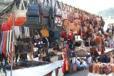 Saturday market in Valldemossa, Mallorca