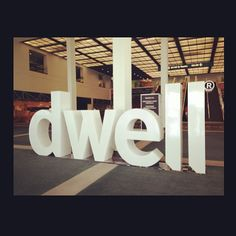 Welcome to Dwell on Design 2013! #dod2013
