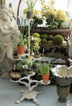 Posey plant stand....I need this!