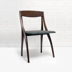 bee-yoo-ti-ful.  so simple & graceful...Dining Chair No4  Available for commission by reedhansuld on Etsy
