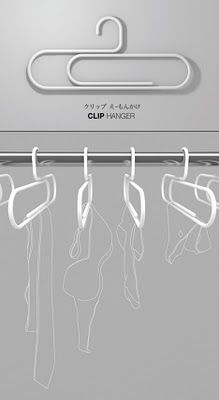 Cool Clothes Hangers and Modern Clothes Hanger Designs (15) 4