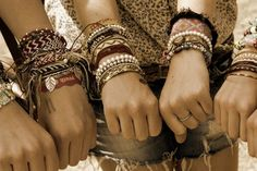 beautifully bohemian!<3