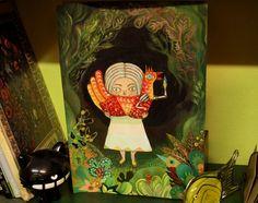 Natalia Jankowski Tapas, Painting, Art, Buenos Aires Argentina, Illustrations, Art Background, Painting Art, Kunst, Paintings