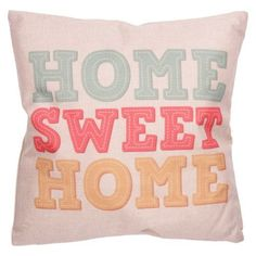 Shop today for Cushion with Insert - HOME SWEET HOME by weeabootique !
