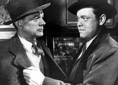 El tercer hombre [The Third Man]. Reino Unido, 1949. Dir. Carol Reed. Int.: Joseph Cotten, Alida Valli, Trevor Howard, Orson Welles, Bernard Lee.