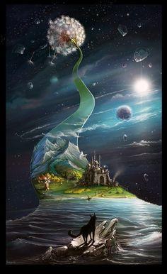 Awesome Digital Art by Igor Artyomenko