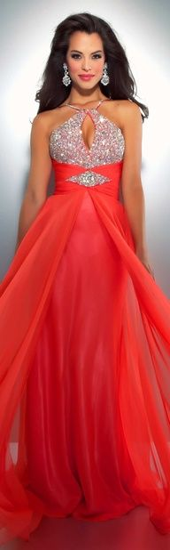 Red Beading Beaded Long Prom Dress Pageant FINE Rhinestone NEW 2//4//8//10