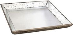 Large Roberto Glass Tray