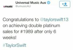 Only Taylor Alison Swift!